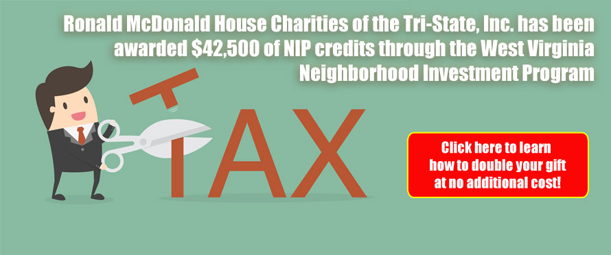 Tax Credits - Double Your Gift at No Additional Cost!